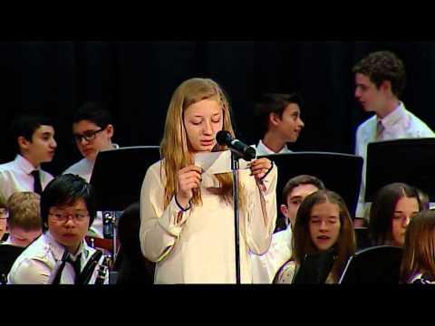 Pennfield 7th Grade Spring Concert 5-7-15