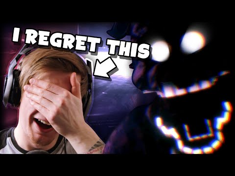 Never Play This Game Like THIS!!    Final Nights 2: Sins Of The Father (Endless Mode)