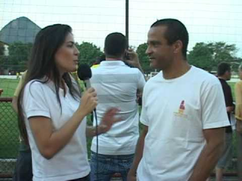 Adalberto Machado visita à Gávea.13/07/2009