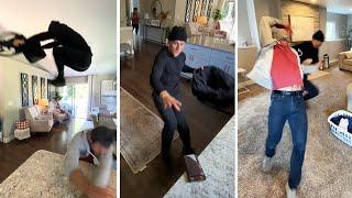 Home Burglar VS. Home Owner