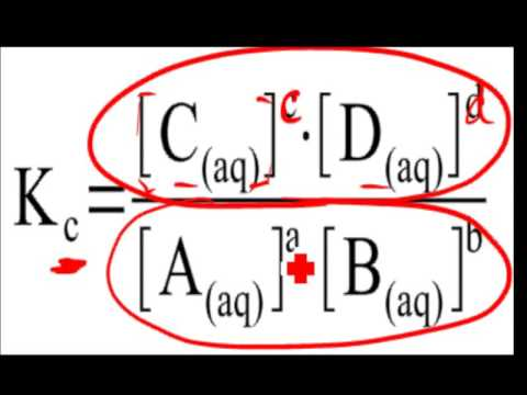 191-La constante d'équilibre pour une équation générale p.325