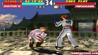 Tekken 3 - [HD] - Doctor B. Playthrough 1/2