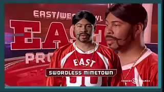 Key & Peele - East_West Bowl 3 - Pro Edition - Super Bowl Special Premieres Friday 10_9c - YouTube