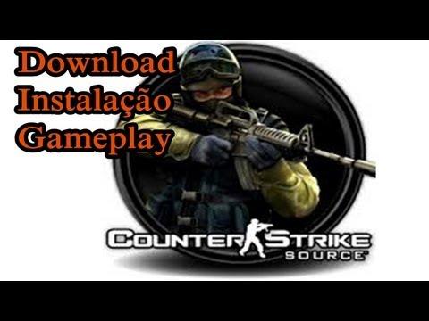 Counter Strike Source. Download + Instalação + Gameplay.