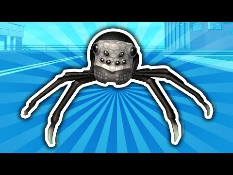 HOW TO BE A SPIDER IN ROBLOXIAN HIGHSCHOOL!!