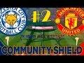 FIFA 17 - Modo Carrera Manchester Utd. [Cap. #2] COMMUNITY SHIELD