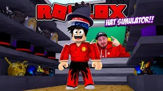 ROBLOX - J'adore HATS - HAT SIMULATOR!!!
