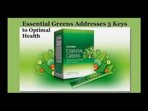 Synergy Worldwide Network Marketing – Marketing the New Essential Greens