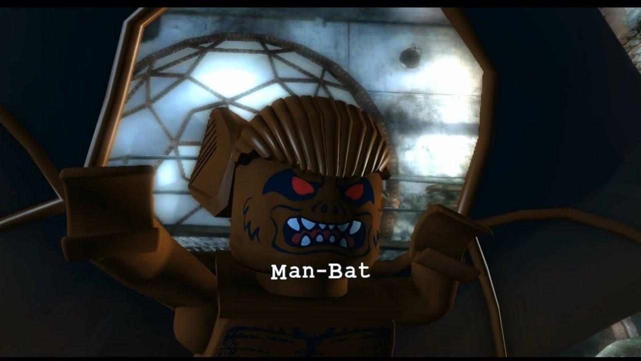 LEGO Batman: The Videogame. #9. Zoo's Company - YouTube