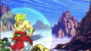 Goku Black vs Broly - MUGEN (Gameplay) S1 • E8