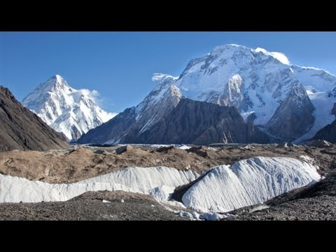 K2 and Concordia: 4th - 25th August 2012