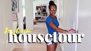 Viser frem huset vårt for første gang | FUNKYGINE