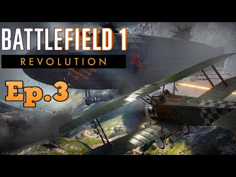 Battlefield™ 1 revolution (Friends in high places) Ep.3