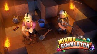 Roblox Mining Simulator! Rebirth!10 Million Blocks Mine! Tutorial For New Miners!