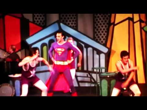 Pow Bam Zonk! Superman the musical
