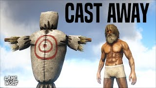 CAST AWAY - A Lame Wolf Cinematic Skit (ARK: Survival Evolved)