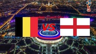 MM-Kisat 2018 Fifa 18 | Osa 35 Belgia vs Englanti  Pronssiottelu