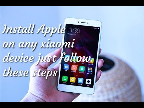 Redmi 5a install ios|apple rom without root hindi,urdu