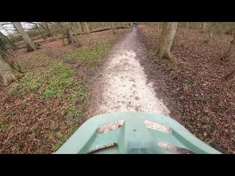 48 And back on the mountain bike