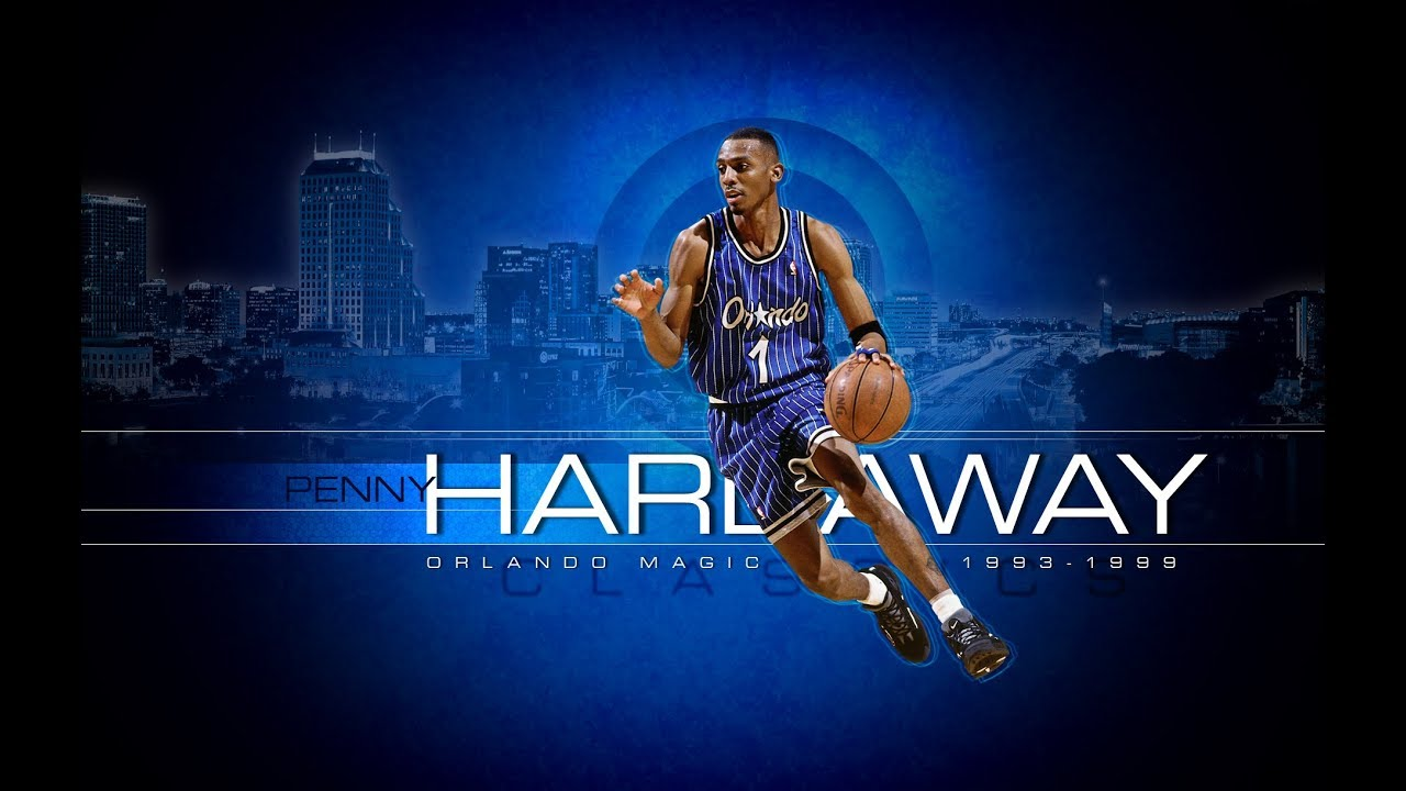 new style 99de4 bd349 The Penny Hardaway Story - Magic reloaded (Part 1)