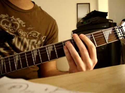 The offspring - Self Esteem Guitar Chord Lesson Tutorial - YouTube
