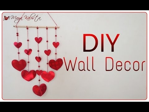 Diy crafts diy wall decor for teenagers girls living for Craft ideas for living room