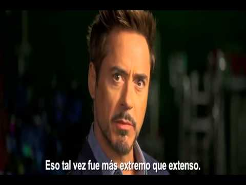 Iron Man 3 Español Latino Con Intro De Tony Stark
