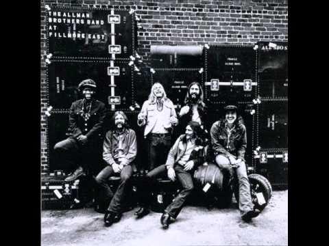 The Allman Brothers Band - Hot 'Lanta ( At Fillmore East, 1971 )