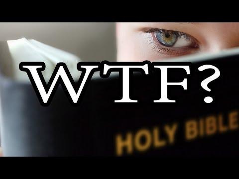 10 WTF Bible Passages