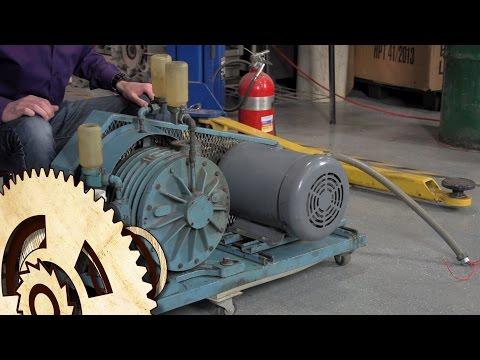 Vacuum Pump: Equipment Autopsy #77