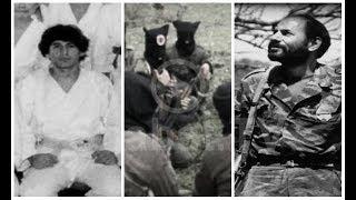 Մոնթե Մելքոնյանի կյանքը մինչ Հայաստան գալը