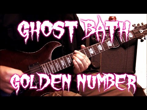 Ghost Bath - Golden Number (guitar cover + TAB) mp3