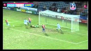 Huddersfield Town vs Crystal Palace 30th January 2013