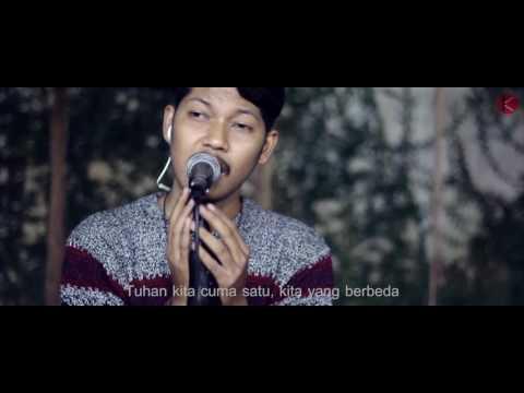 Kita yang beda - Virzha (cover) by olanfran feat marul
