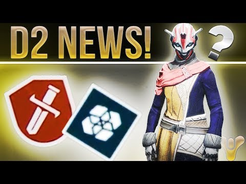 DESTINY 2 NEWS HAUL! (Open World NPC's, Post Campaign Content, & Heroic Triggers & More!)