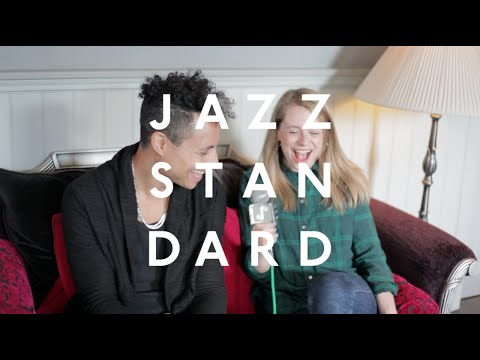 Jose James Interview at Cheltenham Jazz Festival \\ Jazz Standard