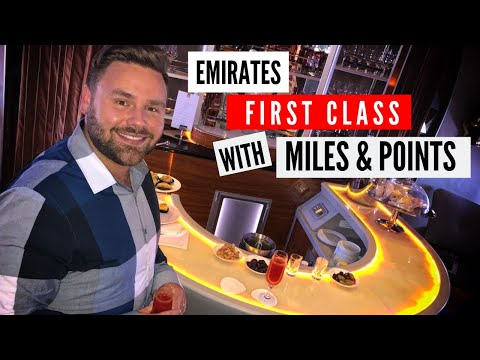 How To Fly Emirates First Class With Miles & Points