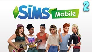 The Sims Mobile - GETTING A GIRLFRIEND | Sims Mobile Ep.2