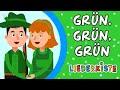 Grün, grün, grün sind alle meine Kleider - Kinderlieder zum Mitsingen | Liederkiste