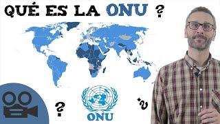 Qué es la ONU - Funciones e historia