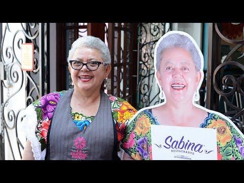 Sabina Bandera, Chef Owner, La Guerrerense Seafood Cart And Sabina Restaurant, Ensenada