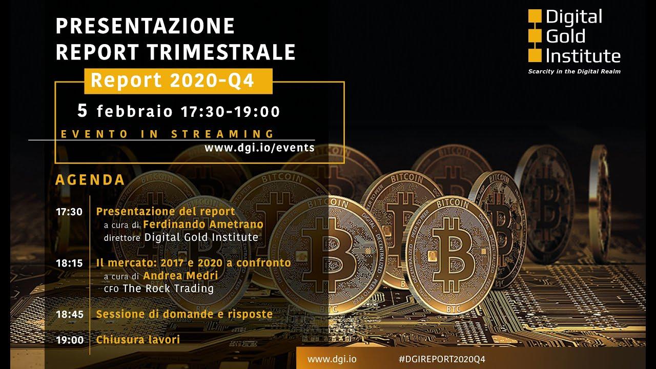 mercato di moneta bitcoin gold