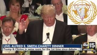 Trump wroks for Satan. Look what he want to say !!!