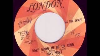 Dave Berry - Don