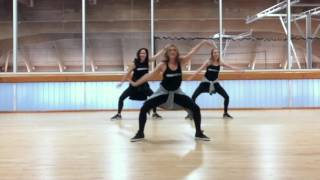 """Kill The Lights"" w/ Nile Rogers/Alex Newell/Jess Glynne & DJ Cassidy. Fitness choreo by Michelle"