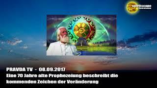 (0.21 MB) Eine 70 Jahre alte Prophezeiung beschreibt die kommenden Zeichen... - Pravda TV - 08.09.17 Mp3
