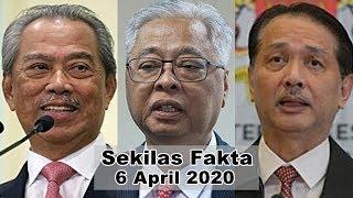 SEKILAS FAKTA: PM umum pakej bantu PKS RM10 billion, Hanya MKN keluar arahan, 236 lagi pulih