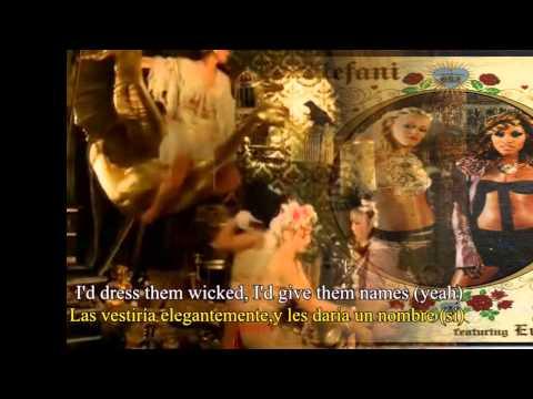 Gwen Stefani - Rich Girl - (Subtitulos en Español + Lyrics)