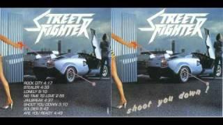 StreetFighter (GER) - Stealer (1984)