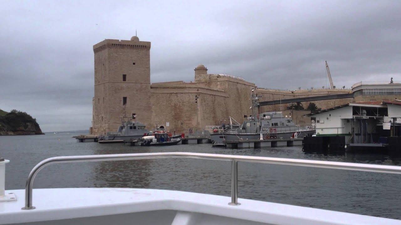 Sortie en bateau du vieux port de marseille navette de l - Navette aeroport marseille vieux port ...